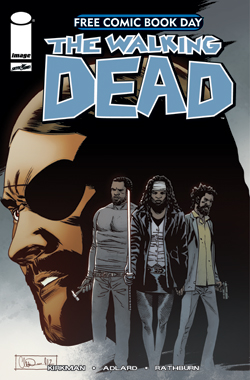 free comic book day the walking dead