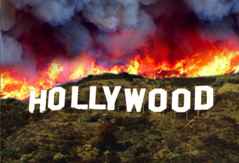 hollywood-leaves-california-hollywood-sign-burns-down-600-410