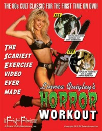 Linnea Quigley's Horror Workout dvd cover